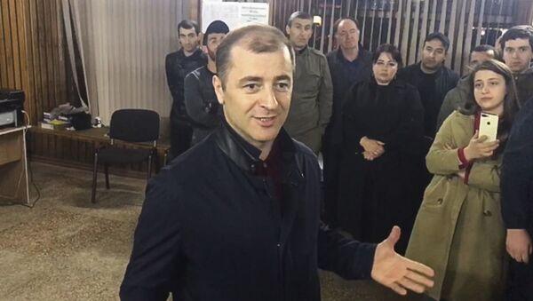 Адгур Ардзинба  - Sputnik Аҧсны