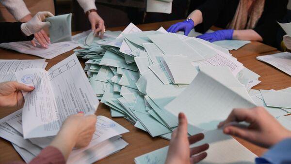 Повторные выборы президента Абхазии - Sputnik Аҧсны