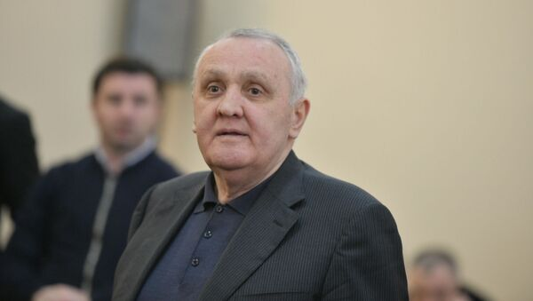 Александр Анкваб  - Sputnik Абхазия