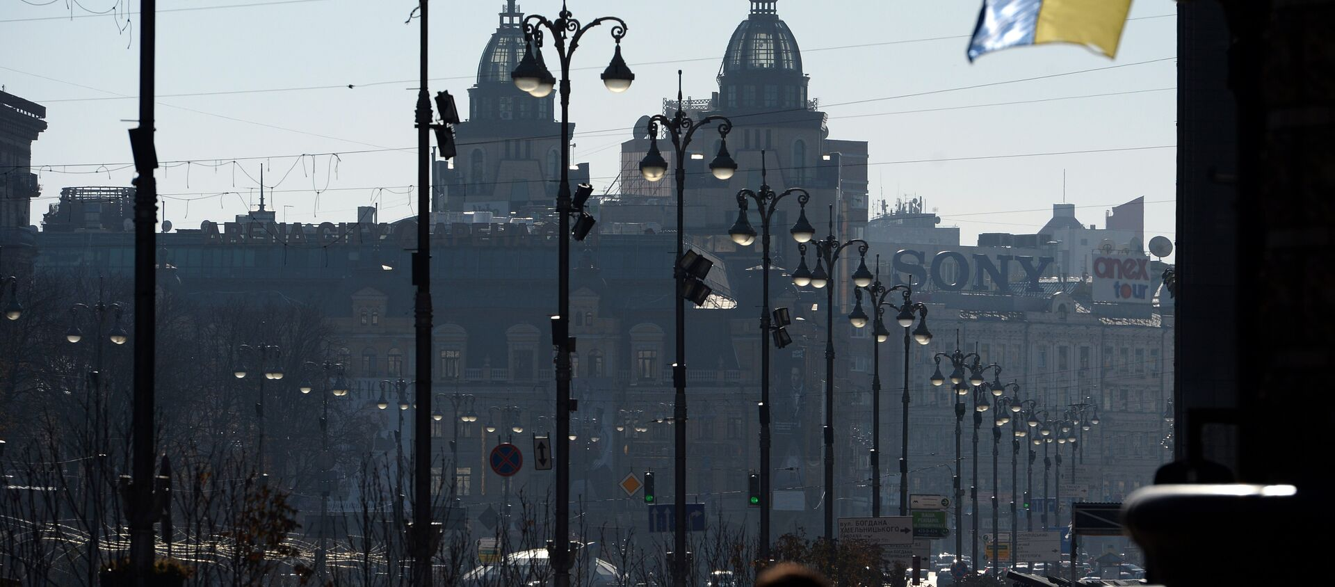 Улица Крещатик в Киеве. - Sputnik Абхазия, 1920, 23.08.2021