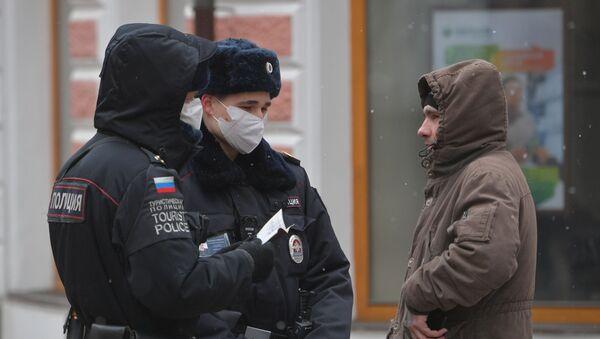 В Москве введен режим самоизоляции для всех жителей - Sputnik Абхазия