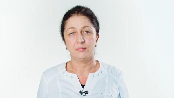 Анжела Арчелия ответила на вопросы о коронавирусе - Sputnik Абхазия