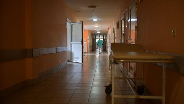 Республиканская больница  - Sputnik Аҧсны