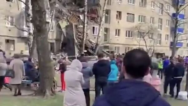 Взрыв газа в жилом доме в Подмосковье - Sputnik Абхазия