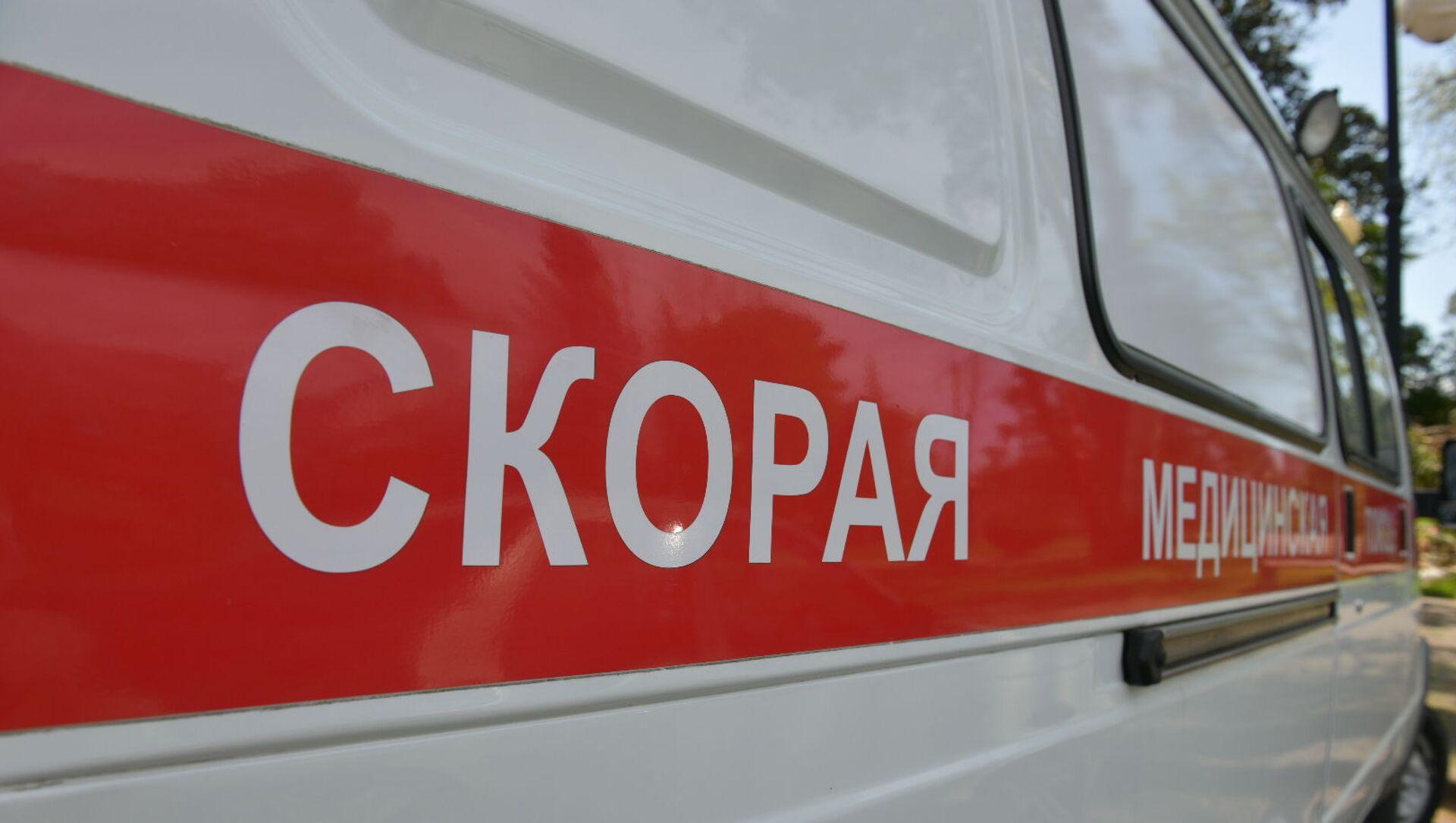 Карета скорой помощи  - Sputnik Абхазия, 1920, 25.08.2021