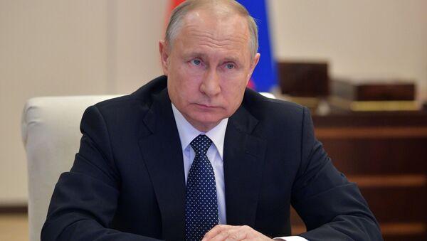 LIVE_СПУТНИК: Вступительные слово Владимира Путина перед совещанием с губернаторами - Sputnik Аҧсны