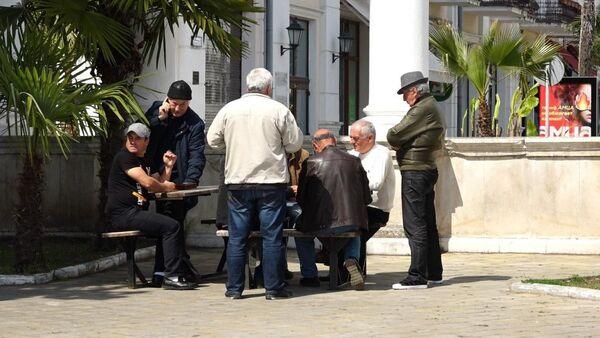 Картина карантина: как живет Абхазия в режиме ЧС - Sputnik Абхазия