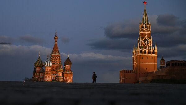 Москва во время режима самоизоляции жителей - Sputnik Аҧсны
