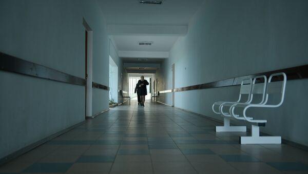 Гагрская районная больница - Sputnik Аҧсны
