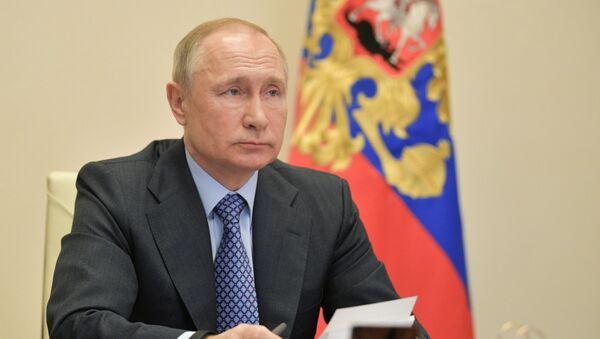 Владимир Путин - Sputnik Аҧсны