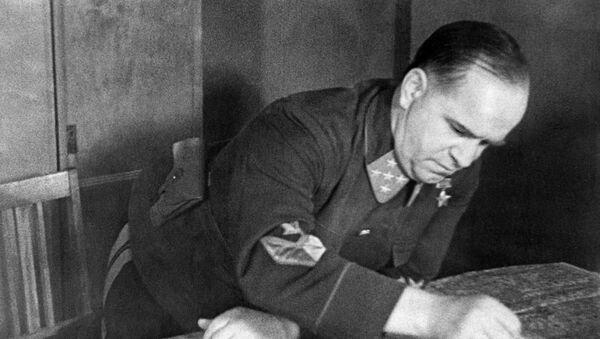 Маршал Жуков - Sputnik Аҧсны