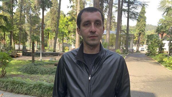 Тимур Адлейба - Sputnik Абхазия