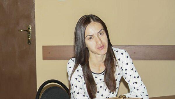 Саида Хаджим - Sputnik Аҧсны