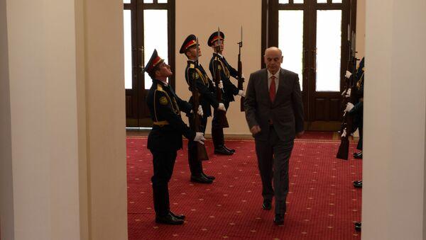 Церемония инаугурации избранного президента Абхазии Аслана Бжания - Sputnik Аҧсны