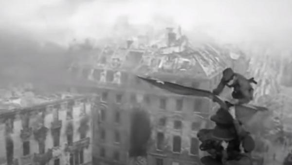Знамя Победы над Рейхстагом: подробности главного штурма Берлинской операции - Sputnik Абхазия