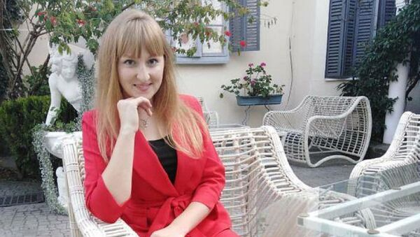 Наталья Данилова  - Sputnik Абхазия
