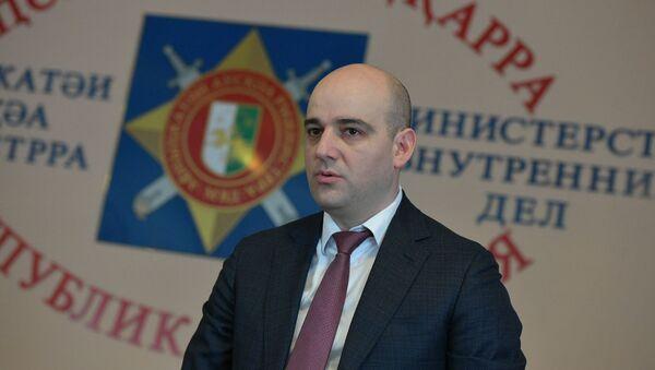 Дмитрий Дбар  - Sputnik Аҧсны