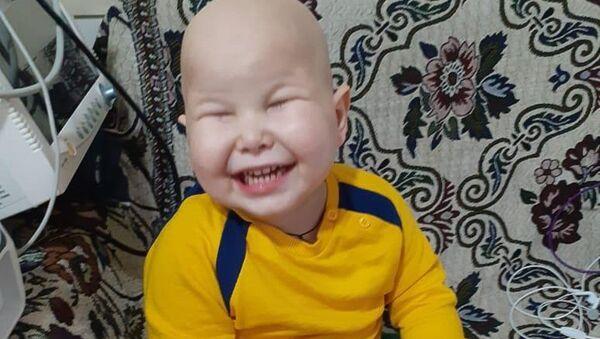 Препарат жизни: трехлетнему Нарту Гамгия необходима срочная помощь - Sputnik Абхазия