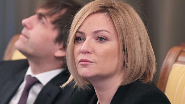 Министр культуры РФ Ольга Любимова - Sputnik Абхазия