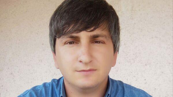 Алхас Кация - Sputnik Аҧсны