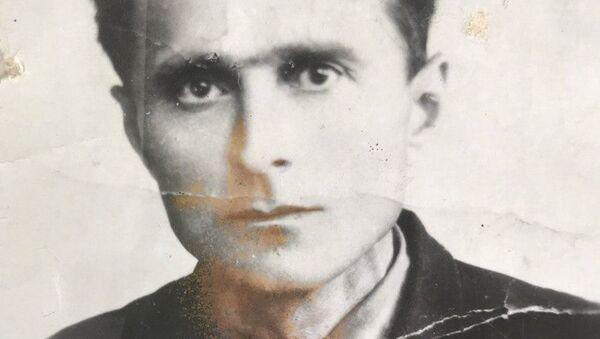 Ануа Владимир, ветеран ВОВ - Sputnik Аҧсны