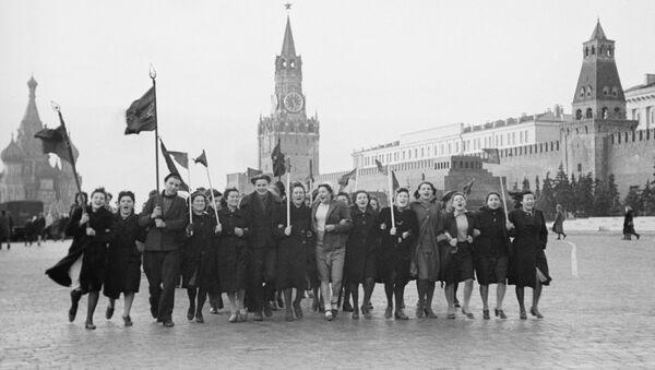 Лаҵара 9, 1945 шықәса ашьыжь Ашҭа Ҟаԥшь аҟны - Sputnik Аҧсны