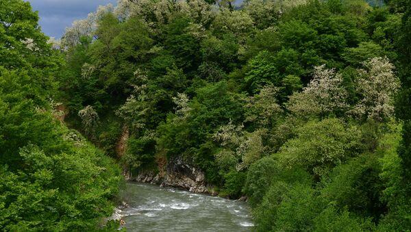Горная река - Sputnik Аҧсны