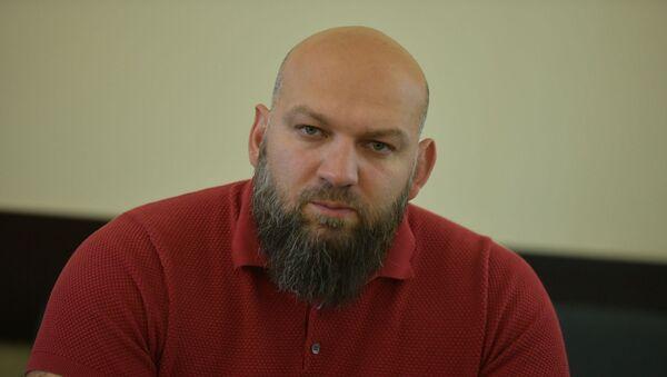 Роман Качарава  - Sputnik Абхазия