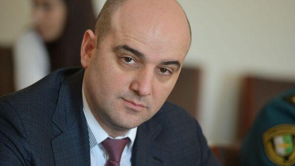 Дмитрий Дбар - Sputnik Абхазия