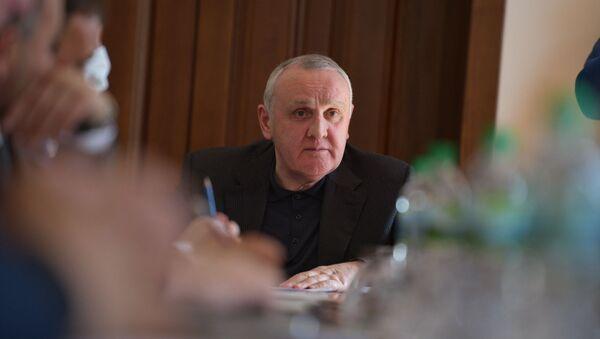 Александр Анкваб - Sputnik Аҧсны