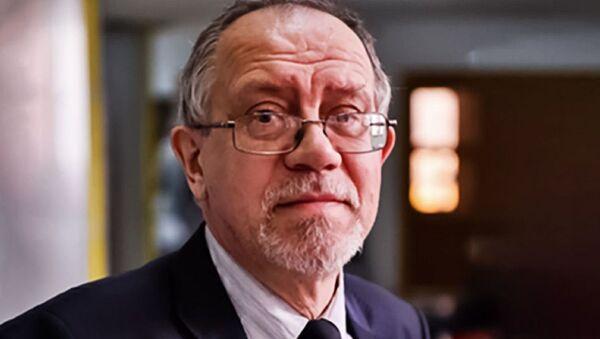 Профессор Санкт-Петербургского государственного университета Александр Кубышкин  - Sputnik Абхазия
