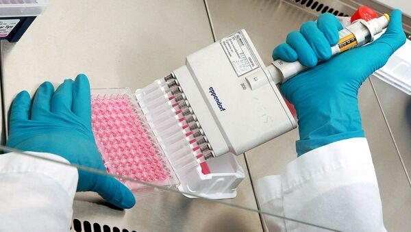 Производство Антиникотиновой вакцины (Бельгия). Клинические испытания на производстве Химрар. - Sputnik Абхазия