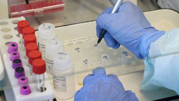 Лаборатория для тестирования на коронавирус в Архангельской области - Sputnik Абхазия