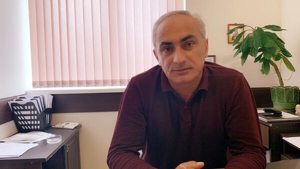 Рустам Шларба - Sputnik Аҧсны