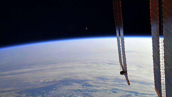 Земля с борта Международной космической станции - Sputnik Аҧсны