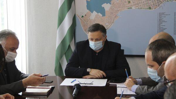 Глава Администрации Сухума подписал распоряжение о систематизации жилищного фонда города Сухум  - Sputnik Аҧсны