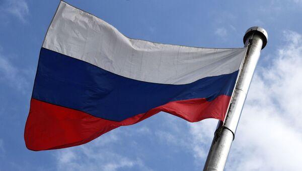 Празднование Дня государственного флага России - Sputnik Абхазия