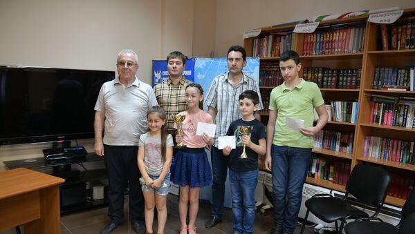 Онлайн турнир по шахматам ко дню России - Sputnik Абхазия