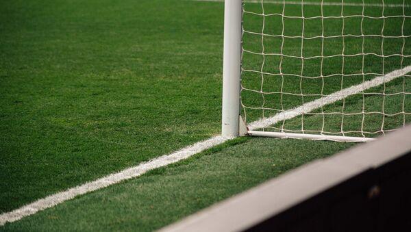 Футбольное поле - Sputnik Абхазия