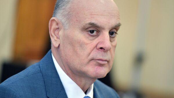 Пресс-конференция избранного президента Абхазии А. Бжании - Sputnik Аҧсны