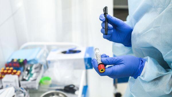 Тестирование россиян на наличие антител к COVID-19 - Sputnik Аҧсны