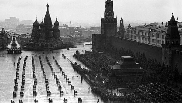 Парад Победы на Красной площади 24 июня 1945 года - Sputnik Абхазия