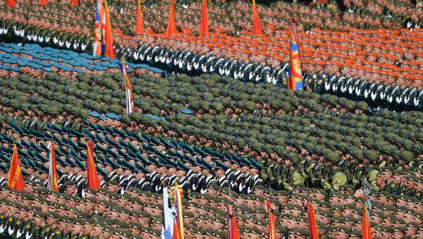 Военный парад в ознаменование 75-летия Победы - Sputnik Абхазия