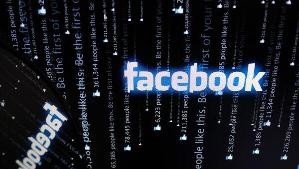 Facebook фэйсбук лого - Sputnik Абхазия