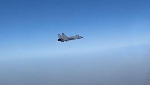 Полет российских самолетов над акваториями Норвежского, Баренцева морей и Тихого океана - Sputnik Абхазия