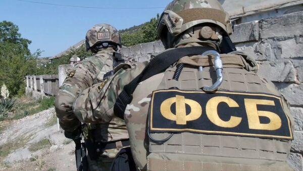 ФСБ РФ предотвратила теракт в Крыму - Sputnik Абхазия