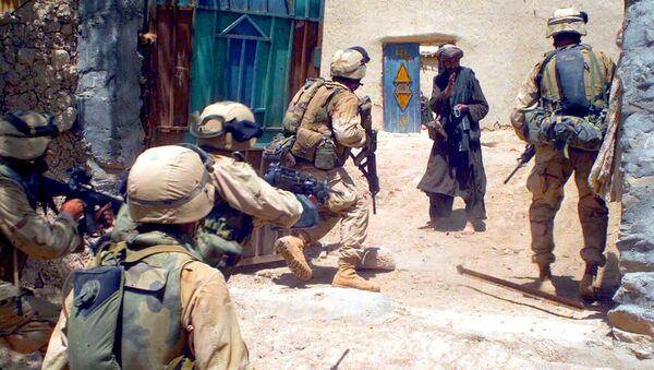Операция Несокрушимая свобода в Афганистане - Sputnik Абхазия