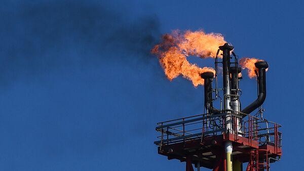 Нефтяное месторождение им. В. Филановского - Sputnik Абхазия