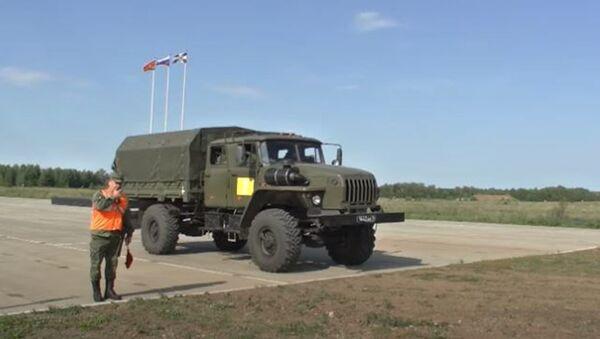 Армейские игры «Мастера артиллерийского огня – 2020» - Sputnik Абхазия