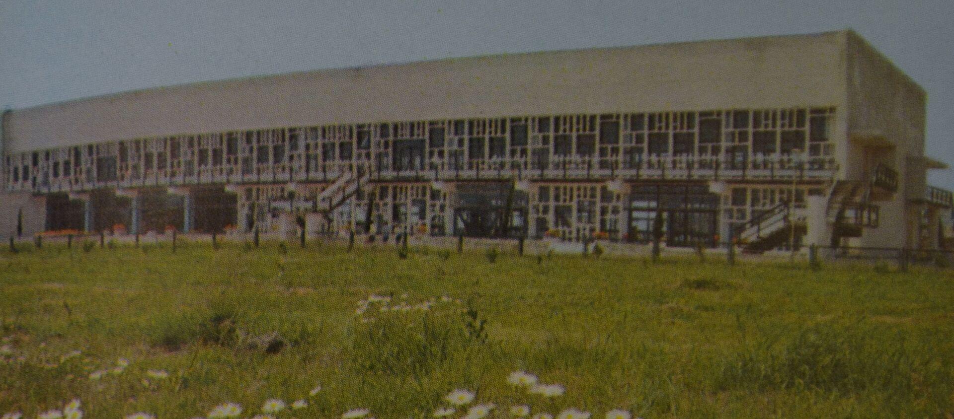 Спортбаза в Нижней Эшере - Sputnik Абхазия, 1920, 20.07.2020